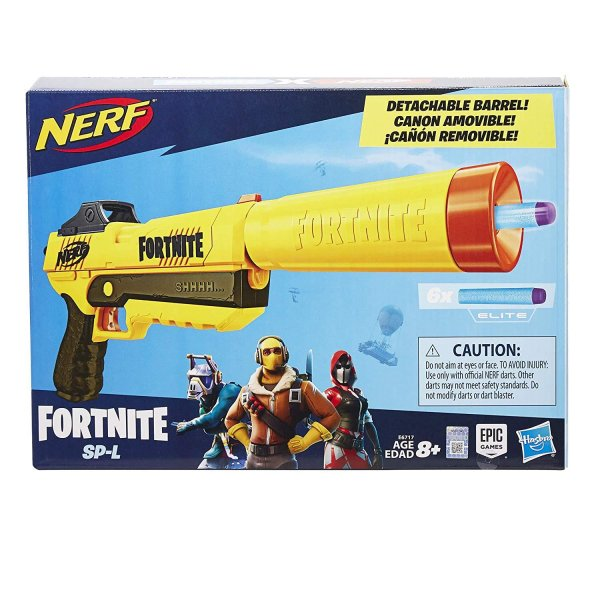 HASBRO NERF FORTNITE SP L HAS E 6717