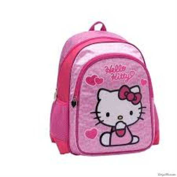 87541HELLO KITTY OKUL ÇANTASI