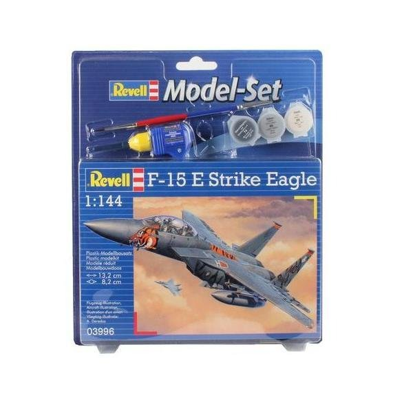 ADORE REVELL MODEL SET F-15F EAGLE 1:144
