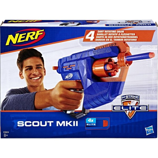 HASBRO NERF ELİTE SCOUT HAS EO824