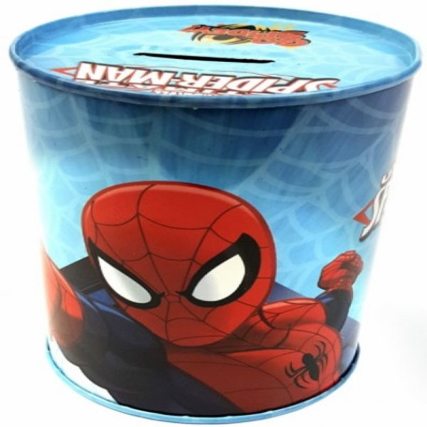 SPIDERMAN SM-6258 METAL KUMBARA