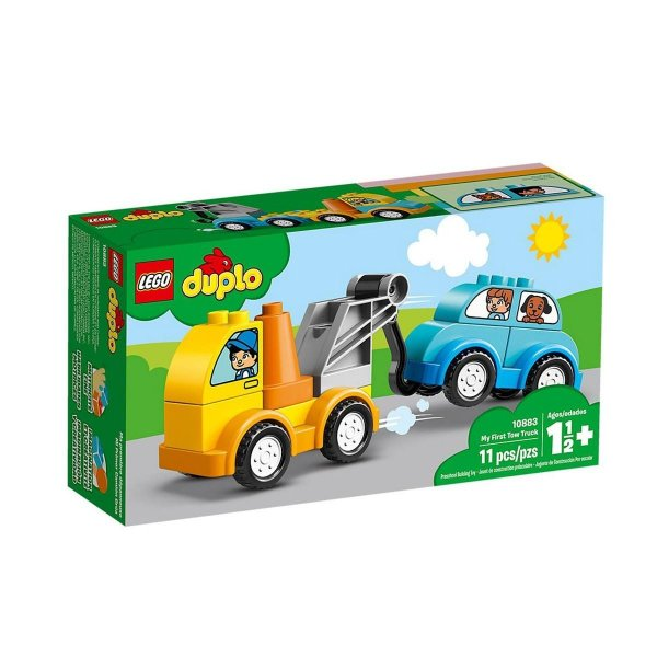 ADORE LEGO DUPLO MY FIRST TRUCK 10883