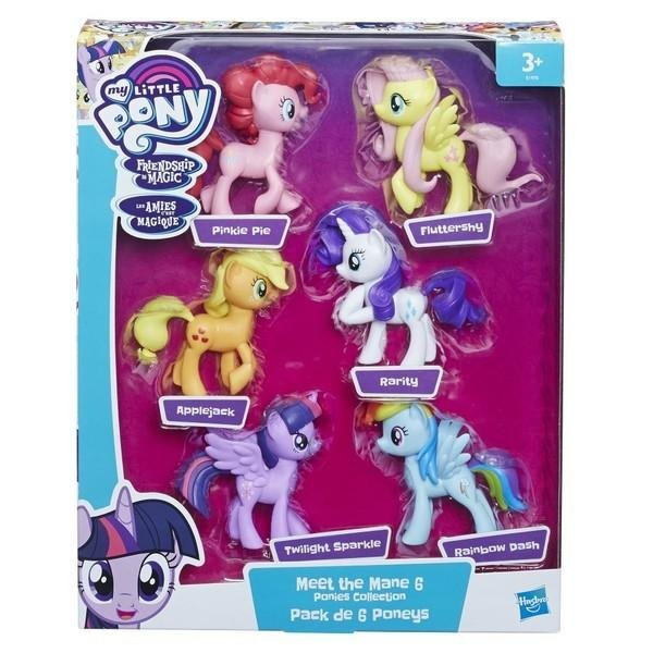 MY LITTLE PONY KOLEKSİYON SETİ