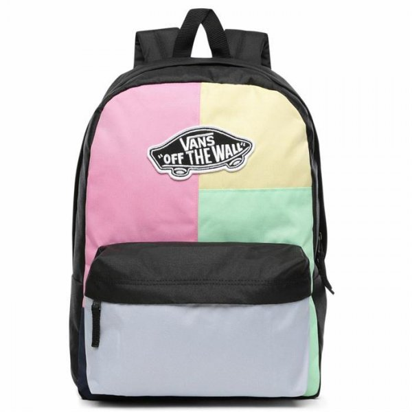 VANS REALM BACKPACK CHECKWORK