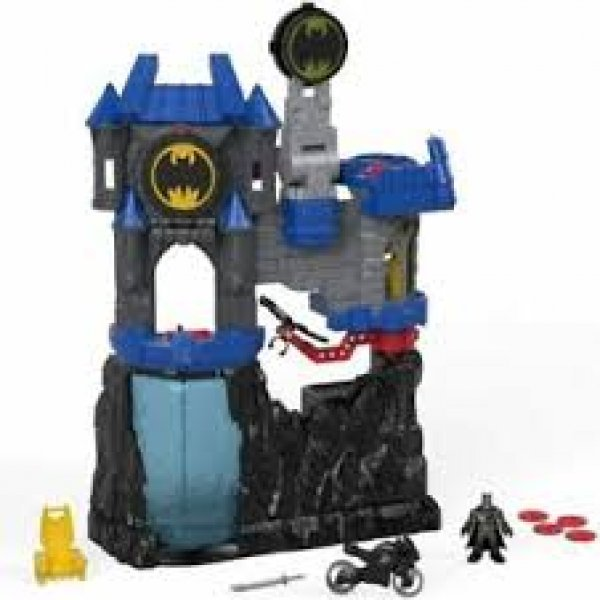 Imaginext Wayne Manor Malikanesi FMX63