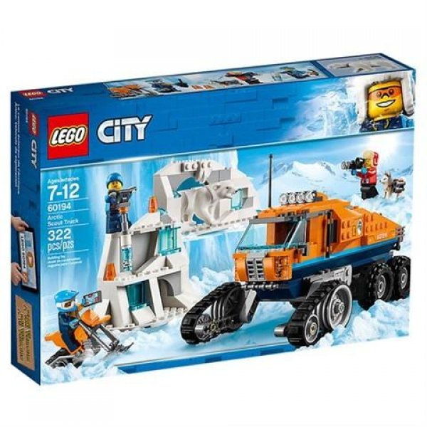 ADERO LEGO SCOUT TRUCK