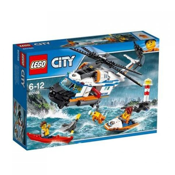 ADORE LEGO RESCUE HELİCOPTER 60166