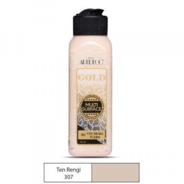 ARTDECO GOLD AKRİLİK BOYA 140ML TEN RENGİ