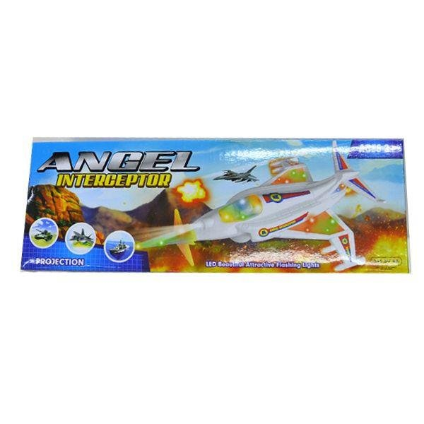 CAN TOYS KUT.PİLLİ UÇAK