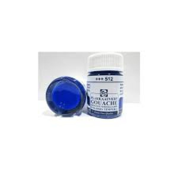 GOUACHE JAR 16 ML COBALT BLUE UL,