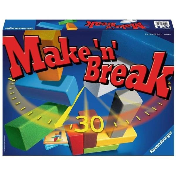 RAVENSBURGER OYUN MAKE N BREAK