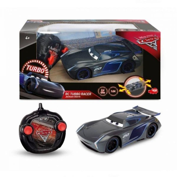 SIMBA RC CARS 3 FEATURE JACKSON STORM
