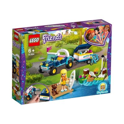 ADORE LEGO FRİENDS STEPHANIES BUGGY T