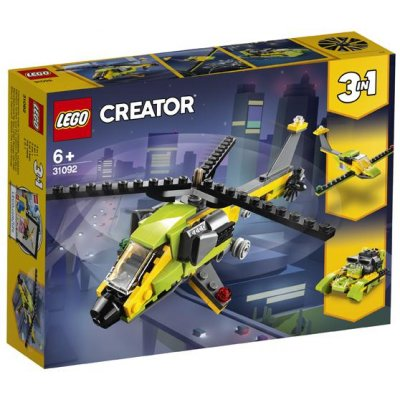 ADORE LEGO HELİCOPTER ADVENTURE