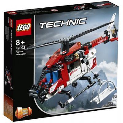 ADORE LEGO TECNIC RESCUE HELICOPTER