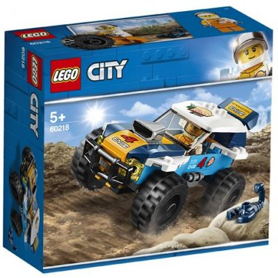 ADORE LEGO CITY DESERT RALLY RACER