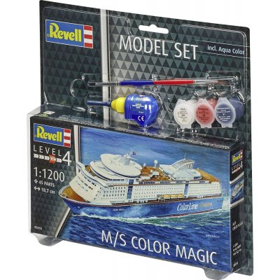 ADORE REVELL  MODEL SET COLOR MAGİC 65818