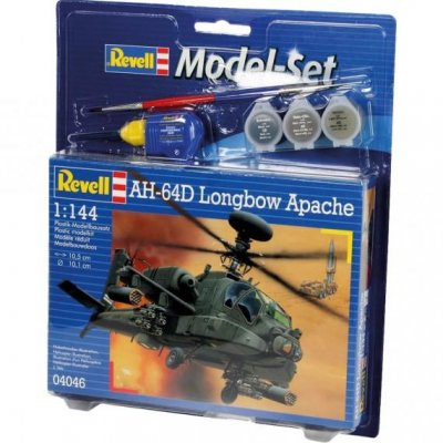 ADERE REVELL AH-64D LONGBOW APACHE 1:144
