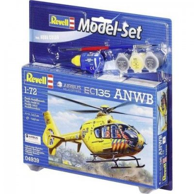 ADORE REVELL MODEL SET HELİ EC135