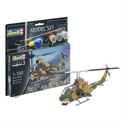 ADORE REVELL MODEL SET  COBRA AH 1G