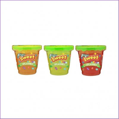 33466 SARP SLİMY SWEET COLLEC. SPLASHIES 180 GR