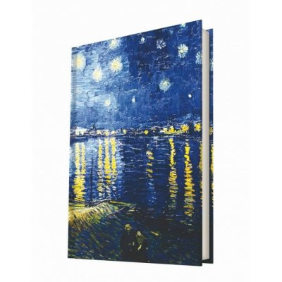 ART OF WORLD/ VAN GOGH (2)  STARRY NIGHT
