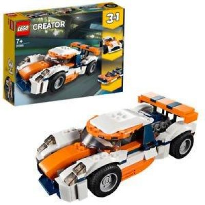 ADORE LEGO SUNSET TRACK RACER