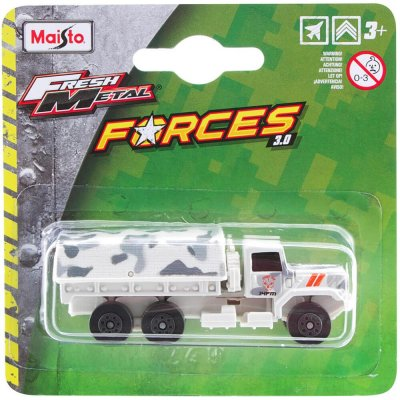 FRESH METAL FORCES ASKERİ ARAÇLAR 7,5 CM BLİSTER