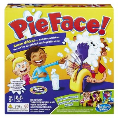 HASBRO B7063 PIE FACE