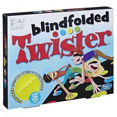 HASBRO BLİNDFOLDED TWİSTER