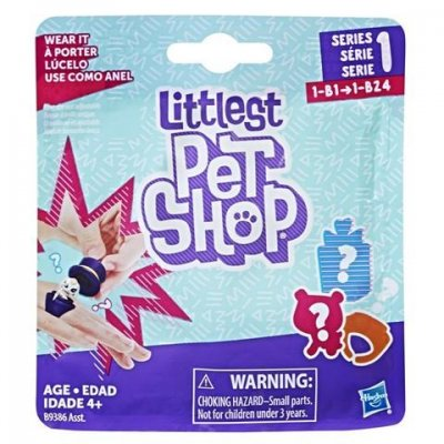 HASBRO LITTLEST PET SHOP SÜRPRİZ PAKET