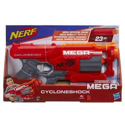 MEGA CYCLONE SHOCK 6