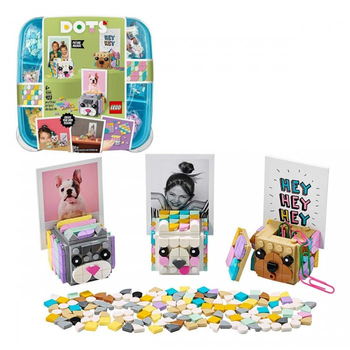 LEGO DOTS  ANIMAL PIC HOLDERS
