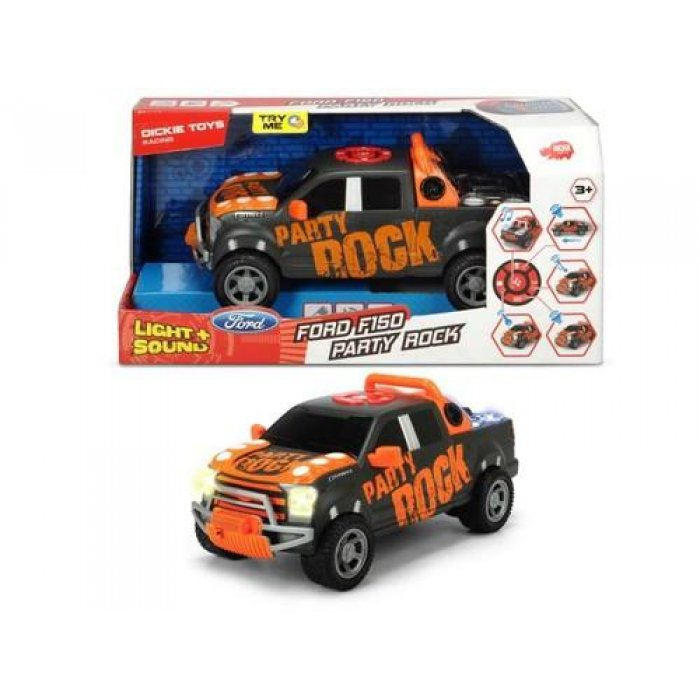 SIMBA FORD F150 TRUCK PARTY ROCK ANTHEM