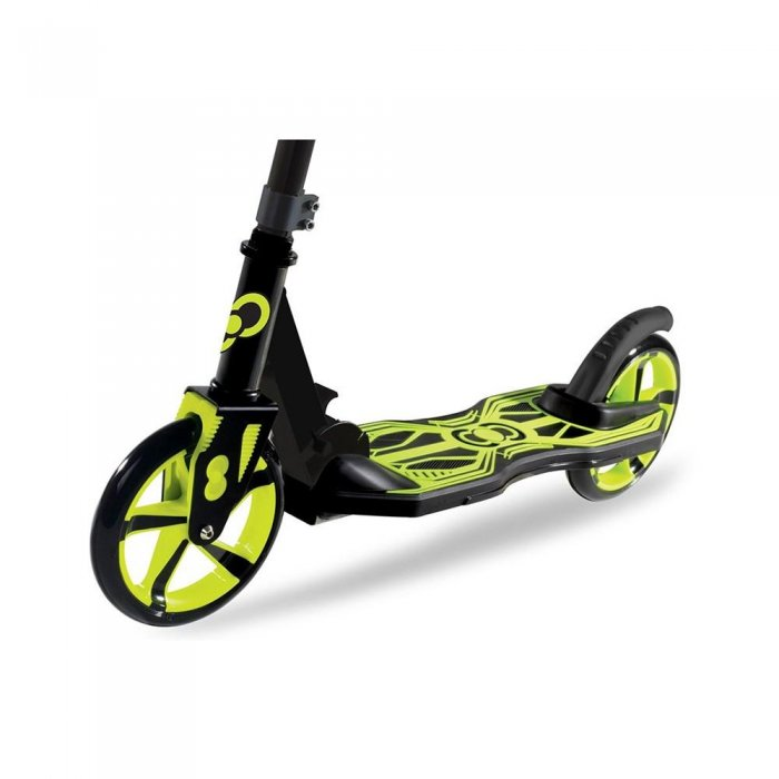 COOL WHEELS 12+ SCOOTER NEON SCOOTER